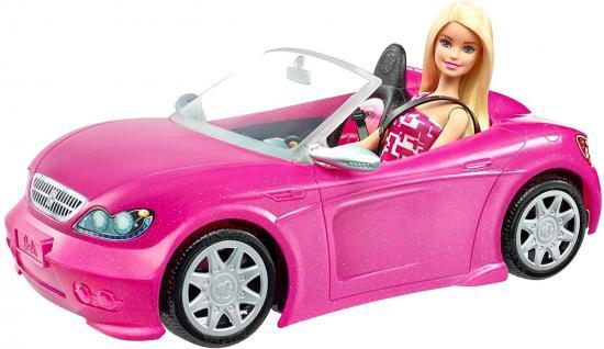 Barbie voiture